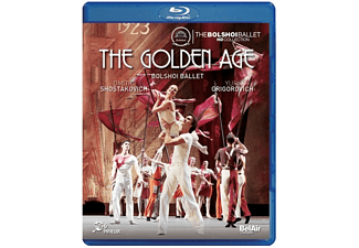 The Bolshoi Ballet - The Golden Age - (Blu-ray)