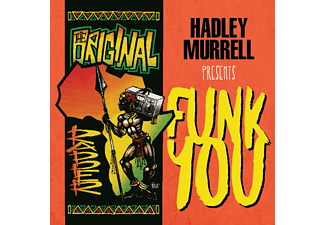 Hadley  Murrell - Funk You - (CD)