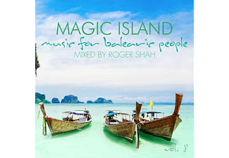 VARIOUS - Magic Island Vol.8-Music For Balearic People - (CD)
