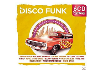 Various - Horizon-Disco Funk - (CD)