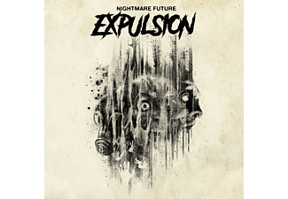 Expulsion - Nightmare Future (Black LP+MP3) - (LP + Download)