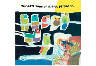 Oscar Peterson - Jazz Soul Of Oscar Peterson - (Vinyl)