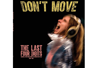 The Last Four Digits - Don't Move (Ltd.Colored Edition) - (LP + Bonus-CD)