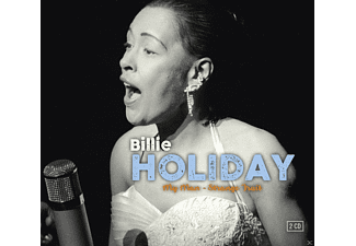 Billie Holiday - My Man - (CD)