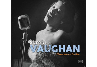 Sarah Vaughan - Mean To Me - Perdido - (CD)