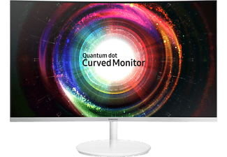 SAMSUNG C27H711Q LED Curved 26.9 Zoll  Monitor (4 ms Reaktionszeit, FreeSync, 60 Hz)