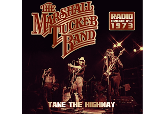 The Marshall Tucker Band - Take The Highway/Radio Broadcast 1973 - (CD)