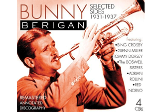 Berigan, Bunny, and His Orchestra - Selected Sides 1931-1937 - (CD)