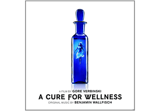 A Cure For Wellness OST CD
