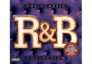 VARIOUS - The Classic R&B Collection - (CD)