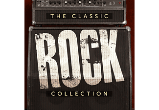 VARIOUS - The  Classic Rock Collection - (CD)