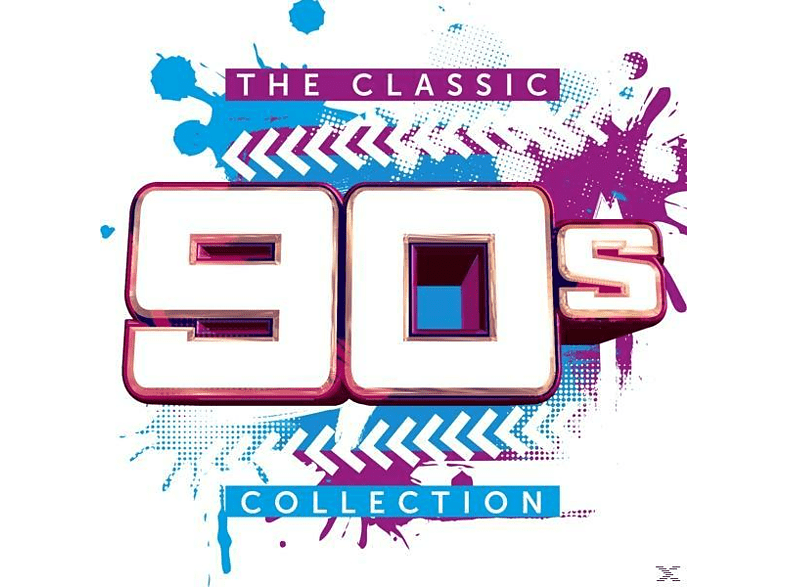 VARIOUS - The Classic 90s Collection [CD]