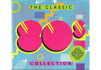 VARIOUS - The Classic 80s Collection - (CD)