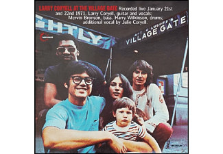 Larry Coryell - At The Village Gate - (CD)