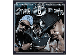 Three 6 Mafia - Most Known Unknown (2LP/180g) - (Vinyl)