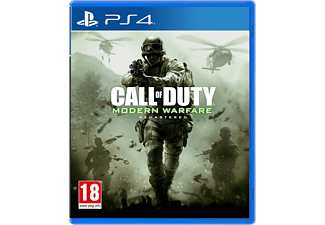 Call of Duty Modern Warfare Remastered UK PS4