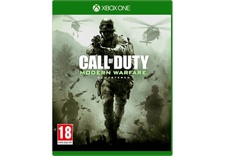 Call of Duty Modern Warfare Remastered FR Xbox One