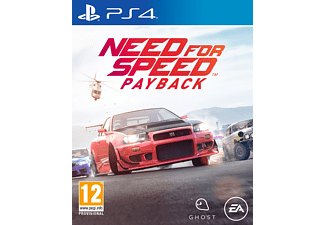 Need for Speed Payback FR/NL PS4