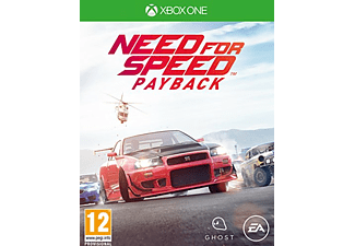 Need for Speed Payback NL/FR Xbox One