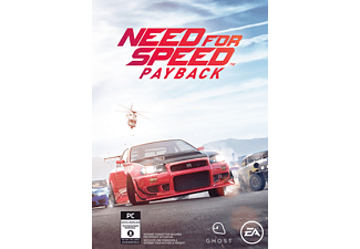 Need for Speed Payback NL/FR (Code in a Box) PC