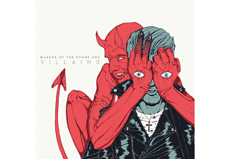 Queens of the Stone Age - Villains CD