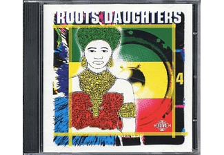 VARIOUS - Roots Daughters 4 - (CD)