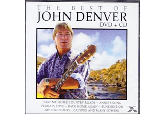 John Denver - John Denver Best Of CD + DVD