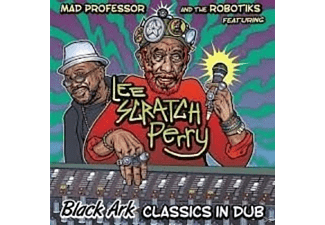 Mad Professor & Robotiks - Black Ark Classics In Dub - (Vinyl)