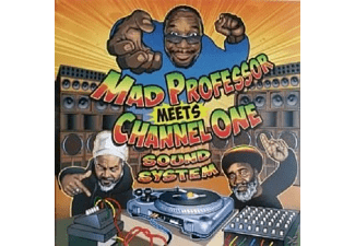 Mad Professor & Channel One Sound System - Mad Professor Meets Channel One Sound System - (Vinyl)