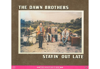 Dawn Brothers - Stayin' Out Late - (CD)