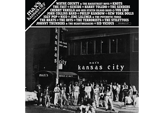 VARIOUS - MAX S KANSAS CITY 1976 & BEYOND (COLORED) - (Vinyl)