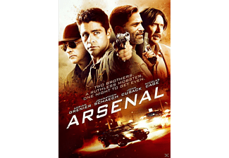 Arsenal Blu-ray
