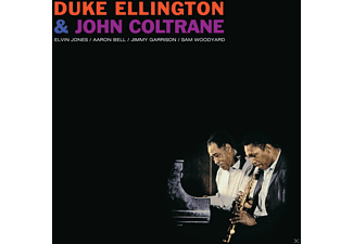 Duke Ellington, John Coltrane - Duke Ellington & John Coltrane - (CD)