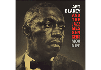 Art Blakey and the Jazz Messengers - Moanin' (The Rudy Van Gelder Edition) - (CD)