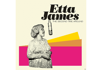 Etta James - The Second Time Around - (CD)