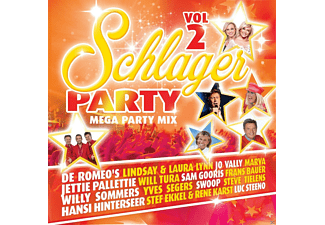 Schlagerparty Volume 2 CD