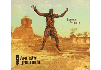 Afrikan Protokol - Beyond The Grid - (CD)