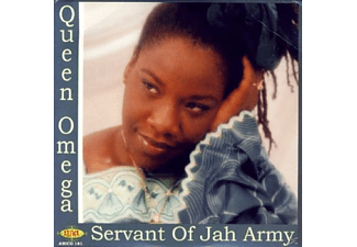 Queen Omega - Servant Of Jah Army - (CD)