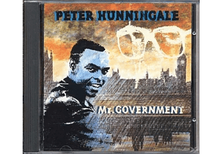 Peter Hunningale - Mr Goverment - (CD)