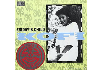 Kofi - Friday's Child - (CD)
