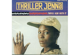 Thriller Jenna - Thrill Dem With It - (CD)