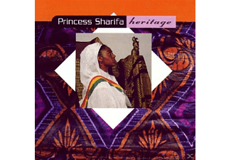 Princess Shafira - Heritage - (CD)