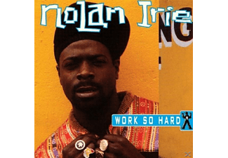 Nolan Irie - Work So Hard - (CD)