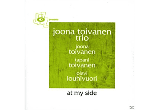 Joona Trio Toivanen - At My Side - (CD)