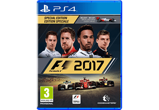 Formula 1 2017 Special Edition NL/FR PS4