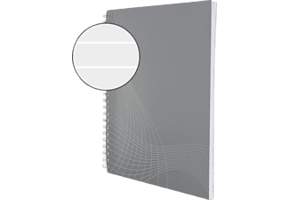 AVERY ZWECKFORM notizio, Papier-Cover Notizbuch