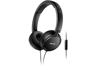 PHILIPS Casque audio On-ear Noir (SHL5005/00)