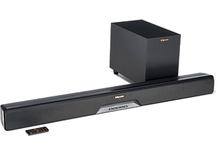 KLIPSCH Soundbar RSB-6 mit Wireless Subwoofer, schwarz