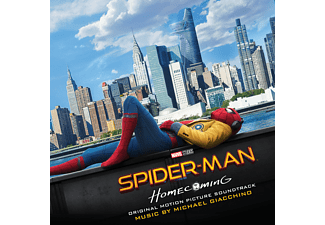 Michael Giacchino - Spider-Man: Homecoming/OST - (CD)