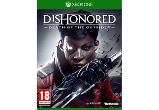 Dishonored - Death of the Outsider FR/NL Xbox One